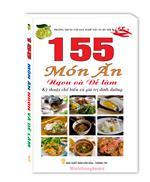 155 món ăn ngon và dễ làm