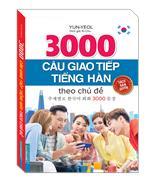 3000 câu giao tiếp tiếng hàn (Sách bản quyền)