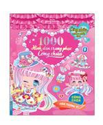1000 hình dán trang phục công chúa - Công chúa hoa tường vi