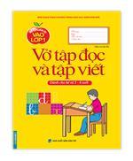 Vở tập đọc và tập viết ( dành cho bé từ 5-6 tuổi )