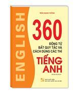 360 động từ bất quy tắc (tái bản 04)