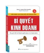 Chìa khóa vạn năng dẫn lối thành công - Bí quyết kinh doanh (bìa mềm)