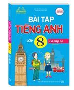 The Langmaster - Bài tập tiếng Anh lớp 8 - Có đáp án (tái bản 01)