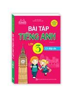 Bài tập tiếng Anh lớp 3 - tái bản 02