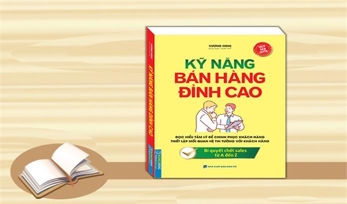 Businessbooks - Kỹ Năng Bán Hàng Đỉnh Cao (Sách bản quyền)