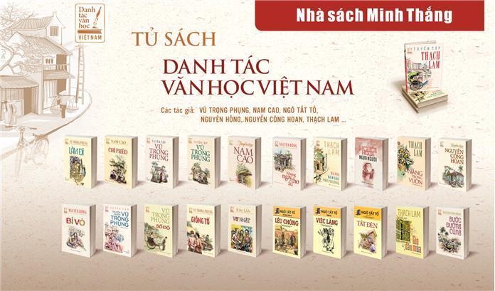 danh tác văn học Việt Nam