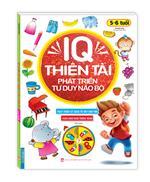 IQ thiên tài phát triển tư duy não bộ 5- 6 tuổi (tái bản)
