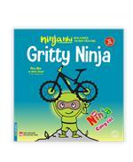 Ninja nhí - Rèn luyện tư duy tích cực - Ninja cứng cỏi (sách bản quyền)(song ngữ)
