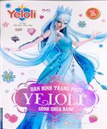 Dán hình trang phục YELOLI - Công chúa băng (Sách bản quyền)