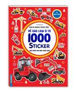 Bách khoa toàn thư về các loại ô tô - 1000 miếng dán hình thông minh - Xe công trình