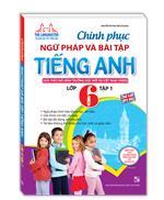 The Langmaster - Chinh phục ngữ pháp và bài tập tiếng Anh lớp 6 - Tập 1 (tái bản lần 02)