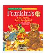 Bộ truyện về chú rùa nhỏ Franklin - Franklin tập kịch (song ngữ Anh-Việt)(sách bản quyền)