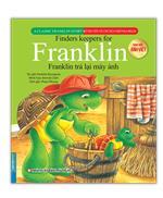 Bộ truyện về chú rùa nhỏ Franklin - Franklin trả lại máy ảnh (song ngữ Anh-Việt)(sách bản quyền)