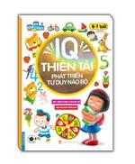 IQ thiên tài phát triển tư duy não bộ 6- 7 tuổi