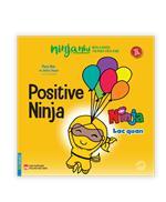 Ninja nhí - Rèn luyện tư duy tích cực - Ninja lạc quan (sách bản quyền)(song ngữ)