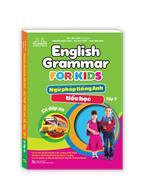 English Grammar For Kids - Ngữ pháp tiếng anh tiểu học tập 3 (có đáp án)