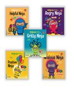 Combo Ninja nhí - Rèn luyện tư duy tích cực (trọn bộ 5 cuốn)