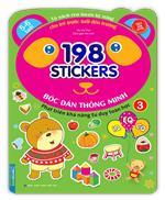 Bóc dán hình thông minh phát triển khả năng tư duy toán học IQ EQ CQ (5-6 tuổi) - 198 sticker (quyển 3)