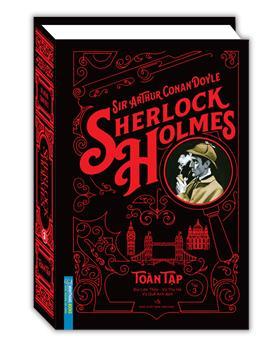 Sherlock Holmes toàn tập - Tập 3 (bìa cứng)