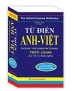 Từ điển Anh - Việt trên 145.000 mục từ và định nghĩa(bìa mềm)