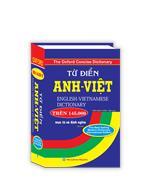 Từ điển Anh - Việt trên 145.000 mục từ và định nghĩa (bìa cứng) - tái bản