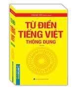 Từ điển tiếng Việt thông dụng (bìa mềm)-tái bản