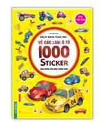 Bách khoa toàn thư về các loại ô tô - 1000 miếng dán hình thông minh - Ô tô thể thao
