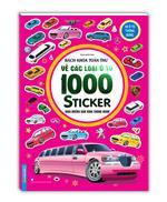 Bách khoa toàn thư về các loại ô tô - 1000 miếng dán hình thông minh - Xe ô tô thông dụng