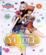 Dán hình trang phục YELOLI - Tiên nữ ánh sáng (Sách bản quyền)