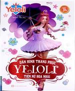 Dán hình trang phục YELOLI - Tiên nữ hoa nhài (Sách bản quyền)