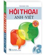 Hội thoại Anh - Việt ( sách màu kèm CD )