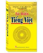 Từ điển tiếng việt ( Bìa Mềm )