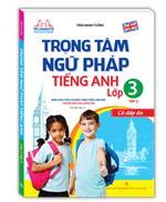 Trọng tâm ngữ pháp tiếng Anh lớp 3 tập 2(tái bản 01)