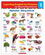 Learing English by Pictures - Học tiếng Anh bằng hình ảnh tập 1(tái bản)