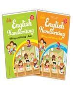 Combo English Handwriting - Vở tập viết tiếng anh lớp 2 (2 cuốn)