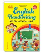 English Handwriting - Vở tập viết tiếng anh lớp 1 tập 1