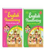 Combo English Handwriting - Vở tập viết tiếng anh lớp 4 (2 cuốn)