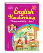 English Handwriting - Vở tập viết tiếng anh lớp 3 tập 2