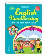 English Handwriting - Vở tập viết tiếng anh lớp 5 tập 1
