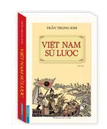 Việt Nam sử lược (bìa mềm)-tái bản