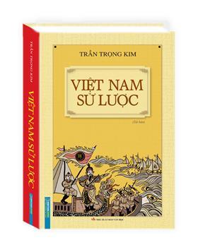 Việt Nam sử lược (bìa cứng)-tái bản