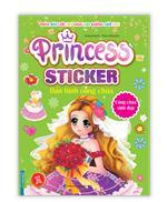 Princess sticker - Dán hình công chúa - Công chúa xinh đẹp